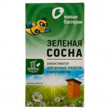 Биоактиватор для выгребных ям Зеленая сосна, 12 доз, 300 г