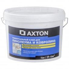 Клей Axton универсальный для линолеума и ковролина, 14 кг