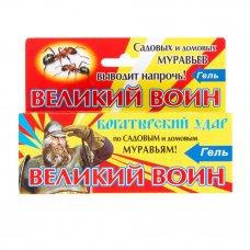 Гель от тараканов Великий воин, 45 г