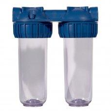 Корпус SL10 холодное водоснабжение двойной