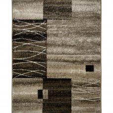 Дорожка ковровая «Орнамент» полипропилен 1.5 м цвет бежевый