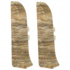 Заглушка для плинтуса левая и правая Artens «Бергамо» 65 мм 2 шт.