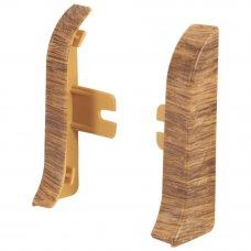 Заглушка для плинтуса левая и правая Artens «Катания» 65 мм 2 шт.