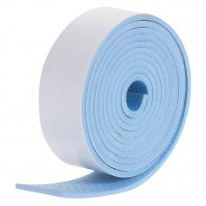 Лента защитная Standers 2 м цвет голубой