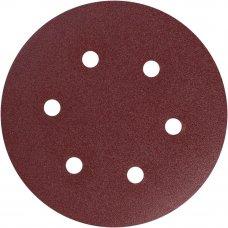 Абразивный круг для ЭШМ Dexter P40 150 мм, 5 шт.