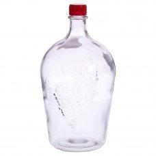 Бутылка стеклянная «Ровоам», 4.5 л