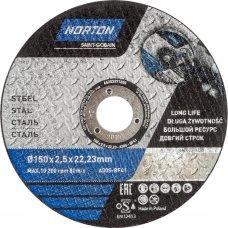 Абразивный круг Norton D150 мм, 25 шт.