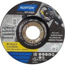 Абразивный круг Norton D115 мм, 25 шт.
