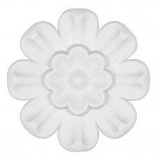 Декор для мебели «Розетка» 429 64х7 мм, ПВХ