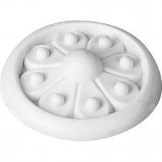 Декор для мебели «Розетка» 130 46х11 мм, ПВХ