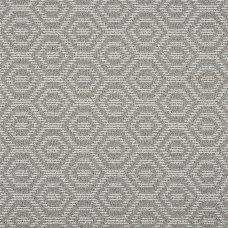 Ковровое покрытие «Андрия», 4 м, цвет серый