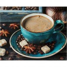 Декопанно «Голубая чашка», 40x50 см
