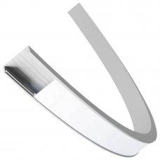 Гибкий алюминиевый профиль для светодиодной ленты 2 м
