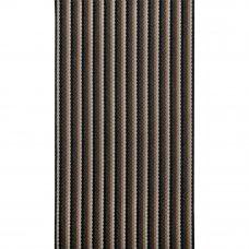 Дорожка ковровая «Фиеста» 0.8 м цвет коричневый