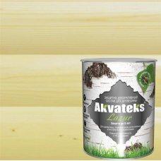 Антисептик Akvateks полуглянцевый прозрачный 0.75 л