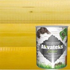 Антисептик Akvateks полуглянцевый калужница 0.75 л