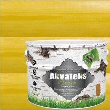 Антисептик Akvateks полуглянцевый калужница 2.7 л