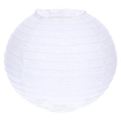 Абажур «Goa» диаметр 30 см, цвет белый