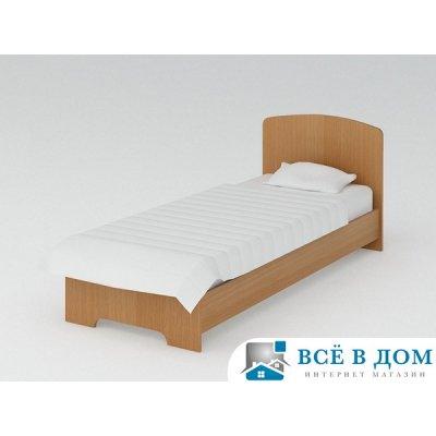 """Кровать """"Стиль № 2"""" 0.8*2.0 под ортопед"""