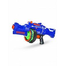 """Автомат  с мягкими пулями на батарейках """"BlazeStorm"""" 7019/7050"""