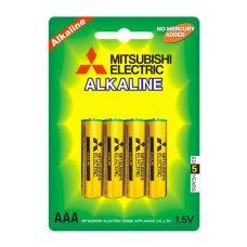 Батарейки Mitsubishi AAA LR03G Alkaline