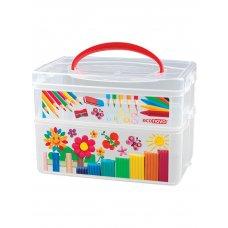 Коробка универсальная Пластишка ART BOX C4312392