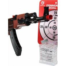 Автомат 2 режима стрельбы с гелевыми пулями S8211A