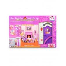 Дом для куклы 928 с мебелью