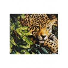 Алмазная мозаика 40*50 GA70550 Тигр в лесу