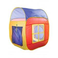 Палатка Дом 86*86*105 см 8025/340971 в сумке