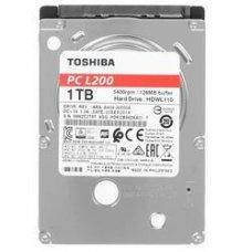1 ТБ Жесткий диск Toshiba L200 Slim [HDWL110UZSVA]