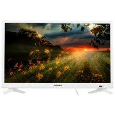 "24"" (60 см) Телевизор LED Asano 24LH1011T белый"