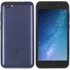 """5"""" Смартфон DEXP BL350 16 ГБ синий"""