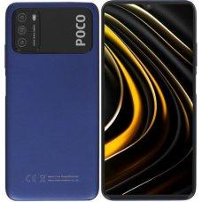 """6.53"""" Смартфон POCO M3 64 ГБ синий"""