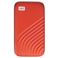 1024 ГБ Внешний SSD WD My Passport [WDBAGF0010BRD-WESN]