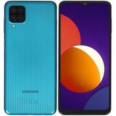 """6.5"""" Смартфон Samsung Galaxy M12 32 ГБ зеленый"""