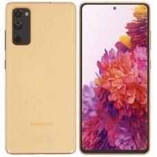 """6.5"""" Смартфон Samsung Galaxy S20 FE 128 ГБ оранжевый"""
