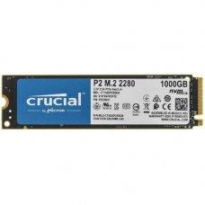 1000 ГБ SSD M.2 накопитель Crucial P2 [CT1000P2SSD8]