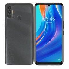 "6.52"" Смартфон Tecno Spark 7 64 ГБ черный"