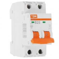 Автоматический выключатель TDM ВА47-29