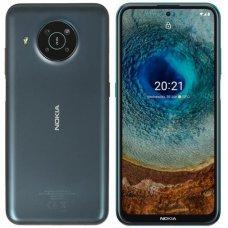 """6.67"""" Смартфон Nokia X10 128 ГБ зеленый"""