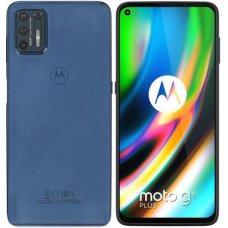 """6.8"""" Смартфон Motorola G9 Plus 128 ГБ синий"""