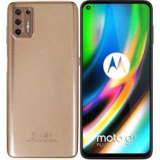 """6.8"""" Смартфон Motorola G9 Plus 128 ГБ золотистый"""