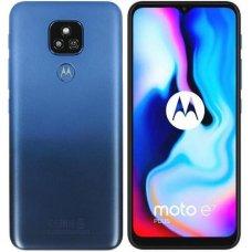 "6.5"" Смартфон Motorola E7 Plus 64 ГБ синий"