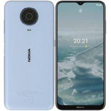 "6.5"" Смартфон Nokia G20 128 ГБ серебристый"