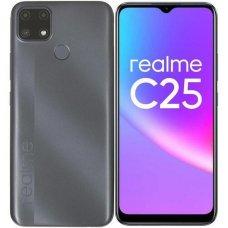 """6.5"""" Смартфон realme C25 64 ГБ черный"""