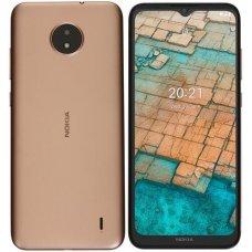 """6.5"""" Смартфон Nokia C20 32 ГБ золотистый"""