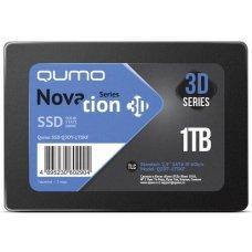 1024 ГБ SSD-накопитель Qumo Novation [Q3DT-1TSKF]