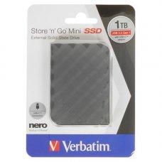 1024 ГБ Внешний SSD Verbatim Store 'n' Go Mini [53237]
