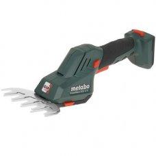 Аккумуляторные садовые ножницы Metabo PowerMaxx SGS 12 Q (601608850) без АКБ и ЗУ